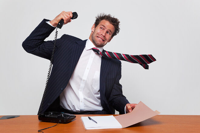 failed calls
